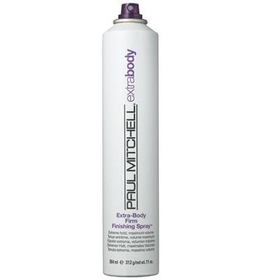 Купить Спрей экстрасильной фиксации для создания объема Extra-Body Firm Finishing Spray, Paul Mitchell