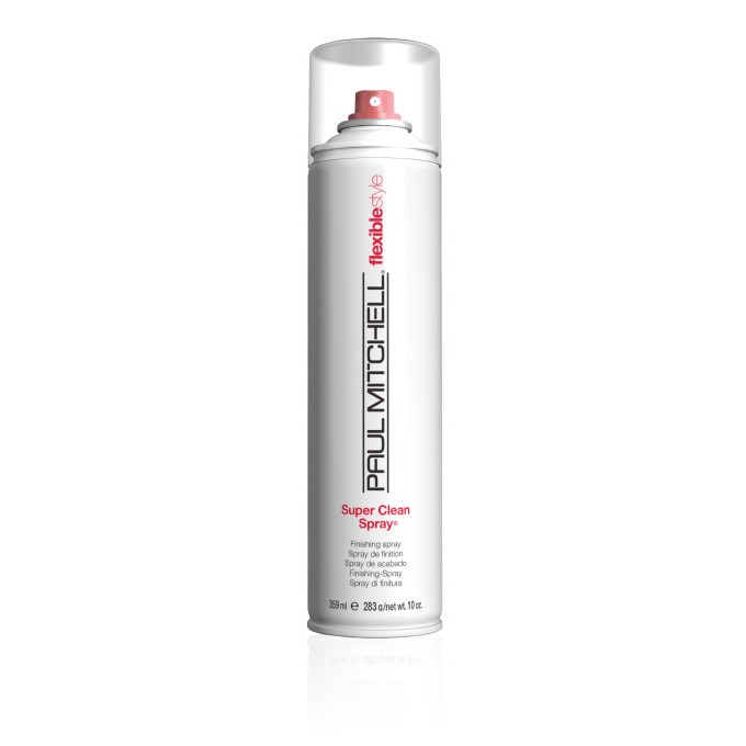 Купить Лак для волос, Super Clean Spray, Paul Mitchell
