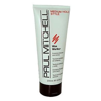 Купить Воск средней фиксации для нормальных и непослушных волос Wax Works, Paul Mitchell