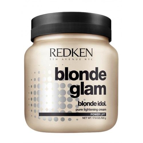 Осветляющая паста Blond Glam фото