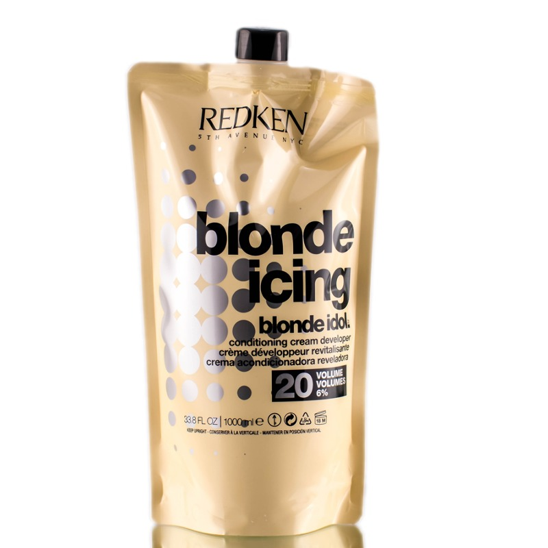 Купить Проявитель для краски, Blonde Glam Conditioning Cream Developer, Redken