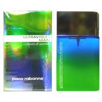 Купить Ultraviolet Man Colours of Summer, Paco Rabanne