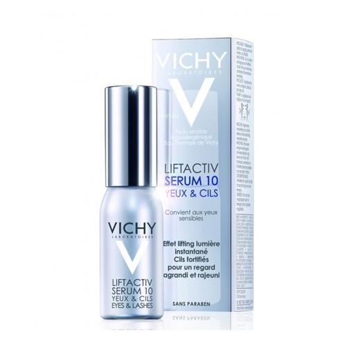 Сыворотка для лица «Глаза и ресницы» Vichy LiftActiv Serum фото