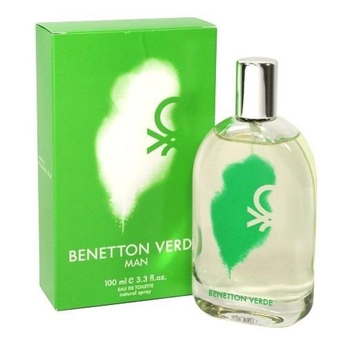 Купить Verde Man, UNITED COLORS OF BENETTON