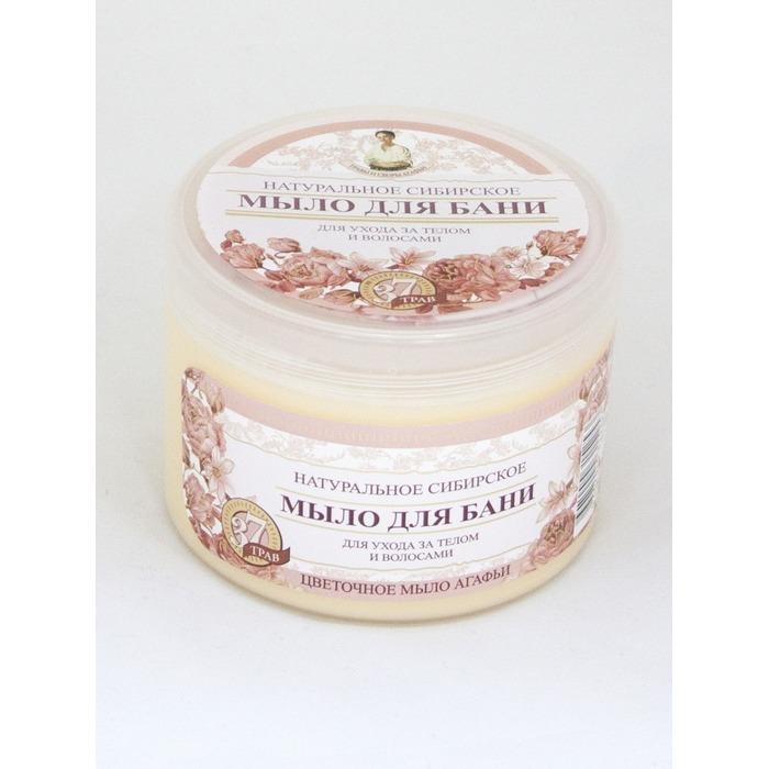 Мыло для бани натуральное сибирское для волос и тела в ассортименте, 500 мл фото