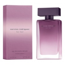 for Her Delicate от Narciso Rodriguez - Туалетная вода, 75 мл
