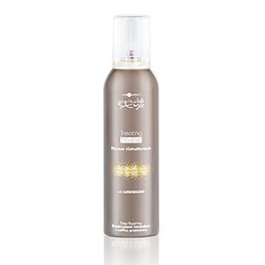 Восстанавливающий мусс Inimitable Style Treating Mousse от Hair Company Professional - Мусс, 200 мл