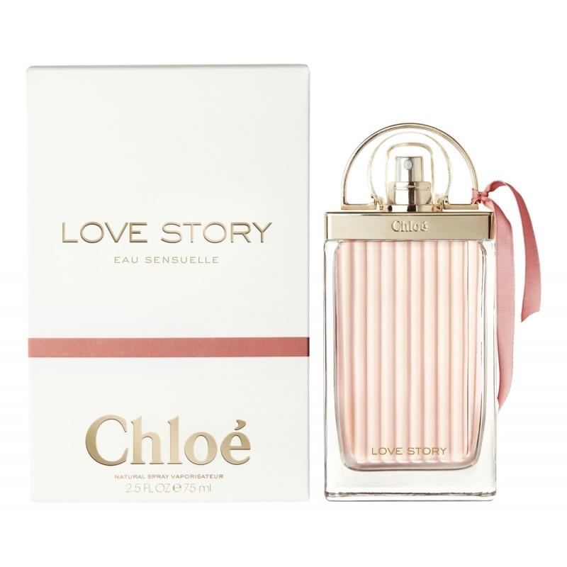 Купить Love Story Eau Sensuelle, Chloe