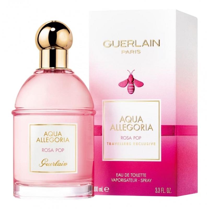 Купить Aqua Allegoria Rosa Pop, Guerlain