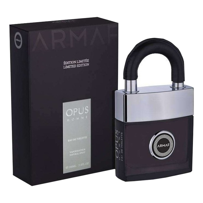 Купить Opus Homme Limited Edition, Armaf
