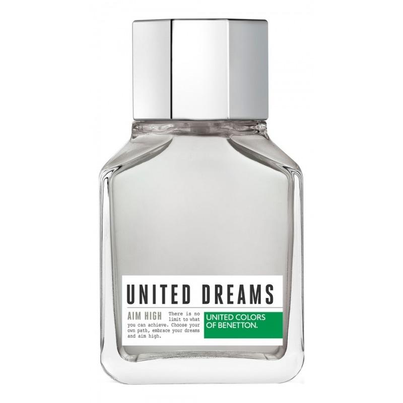 Купить United Dreams Men Aim High, UNITED COLORS OF BENETTON