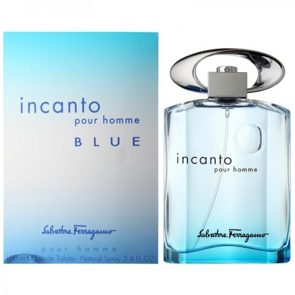 Incanto Blue, Salvatore Ferragamo  - Купить