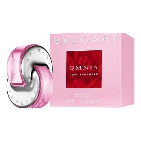 Купить Omnia Pink Sapphire, BVLGARI
