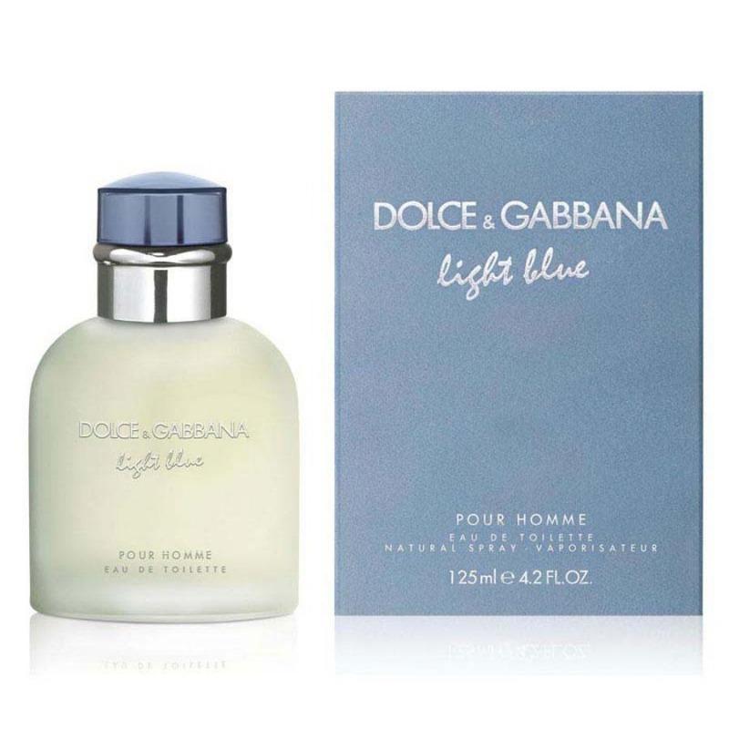 Light Blue Pour Homme DOLCE & GABBANA