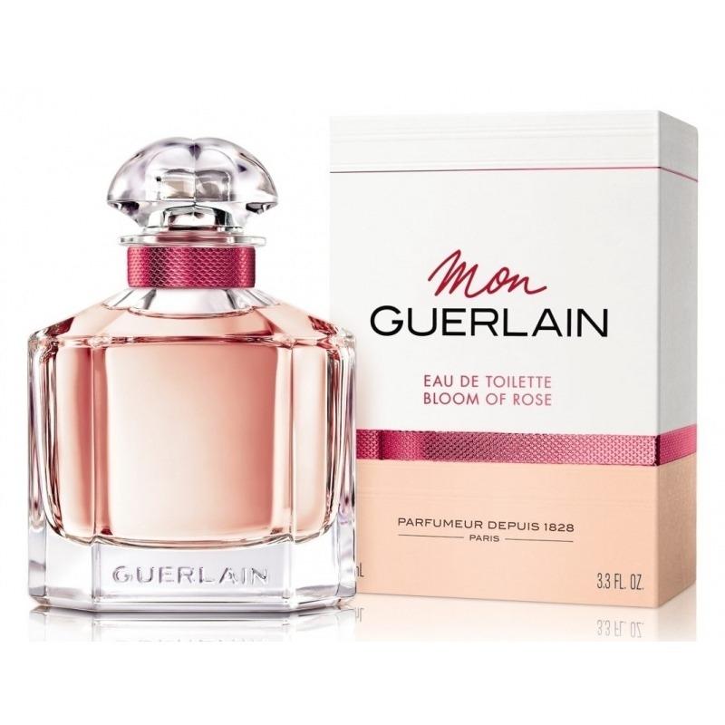 Купить Mon Guerlain Bloom of Rose