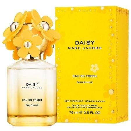 Купить Daisy Eau So Fresh Sunshine 2019, MARC JACOBS