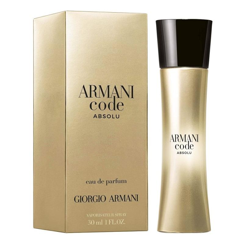 Купить Armani Code Absolu Femme