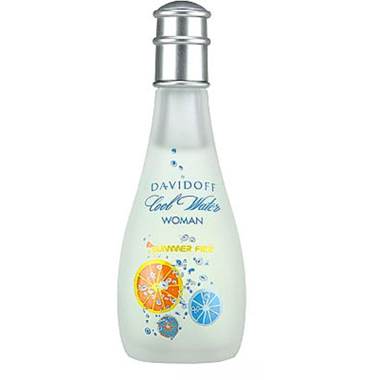 Купить Cool Water Woman Summer Fizz, Davidoff