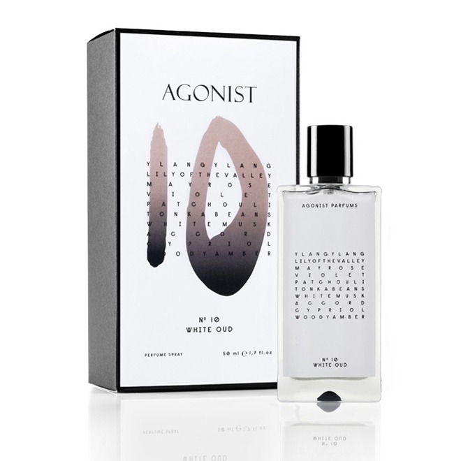 No10 White Oud, Agonist  - Купить