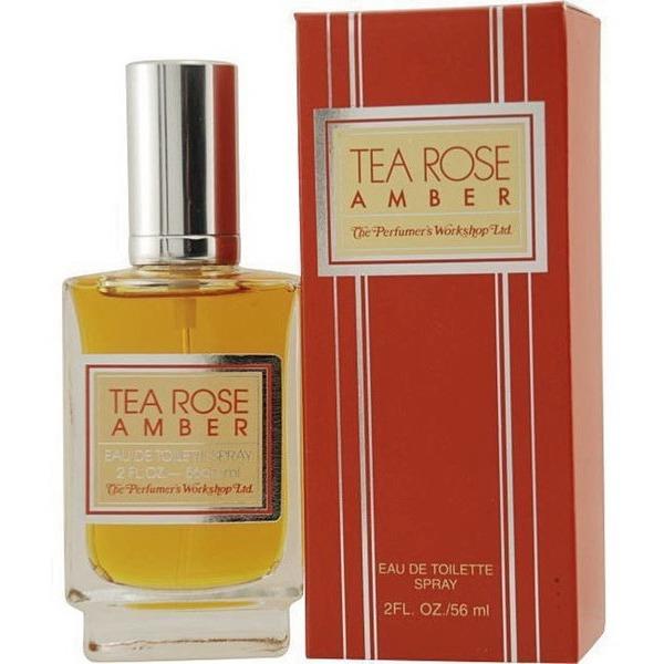 Купить Tea Rose Amber, Perfumer's Workshop