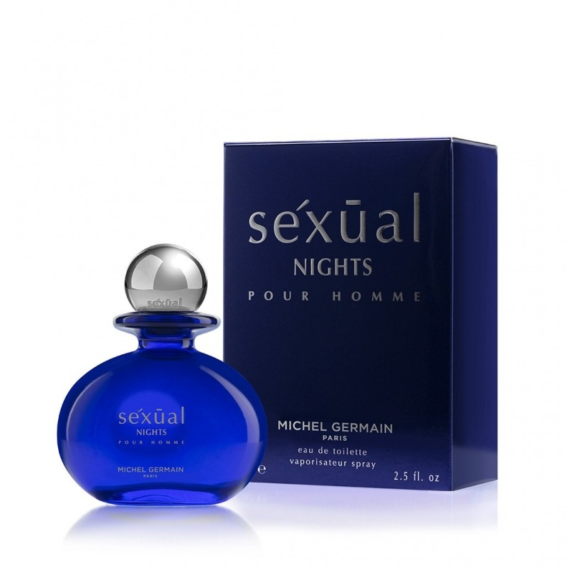Купить Sexual Nights pour Homme, Michel Germain