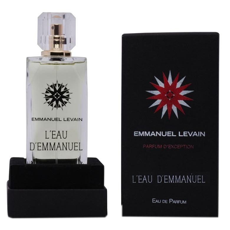 Купить L'eau D'Emmanuel, Emmanuel Levain