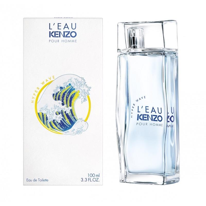 Купить L'Eau Kenzo Pour Homme Hyper Wave