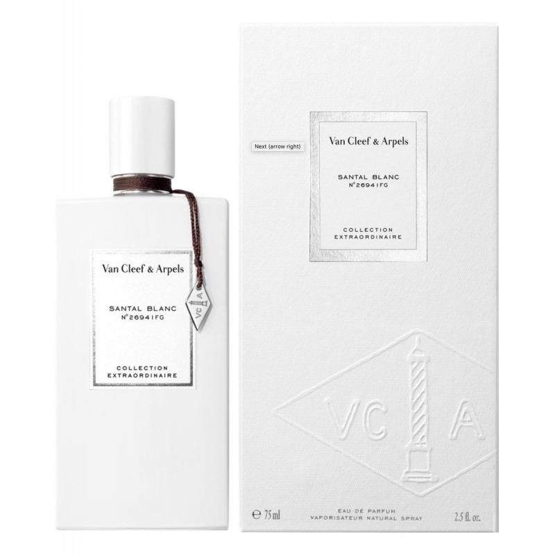 Купить Collection Extraordinaire Santal Blanc, Van Cleef & Arpels