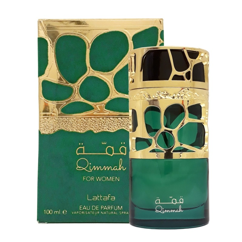 Купить Qimmah For Women, Lattafa