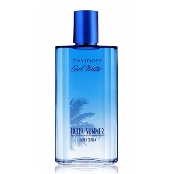 Купить Cool Water Exotic Summer, Davidoff