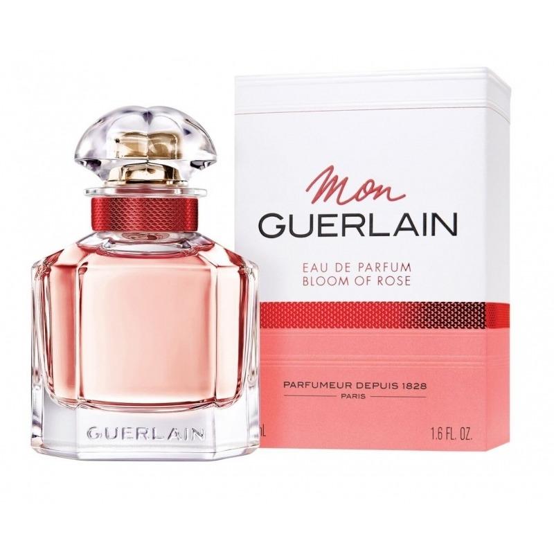 Купить Mon Guerlain Bloom of Rose Eau de Parfum