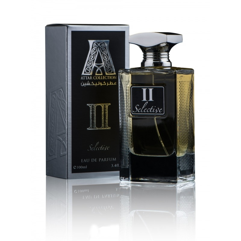 Купить Selective II, Attar Collection