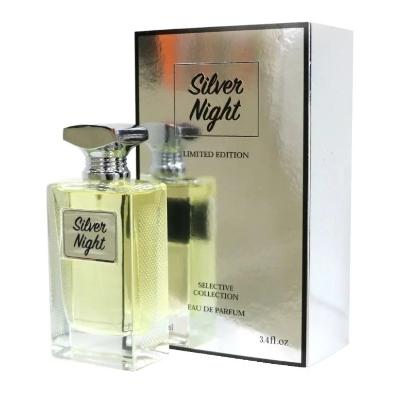 Купить Silver Night, Attar Collection