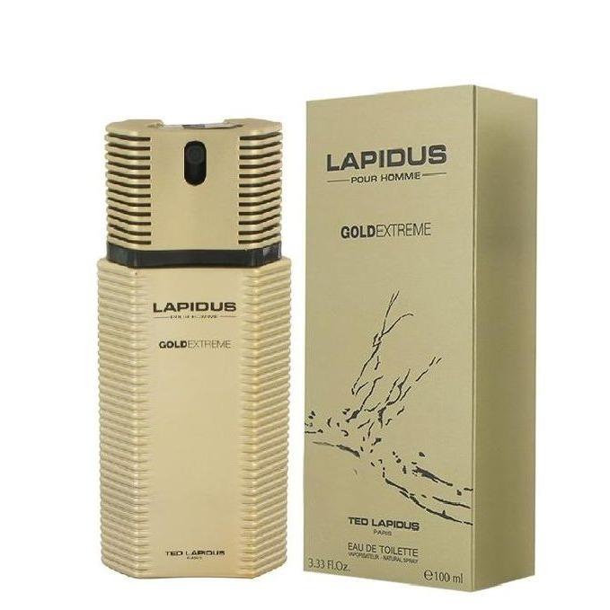 Купить Lapidus Pour Homme Gold Extreme, Ted Lapidus