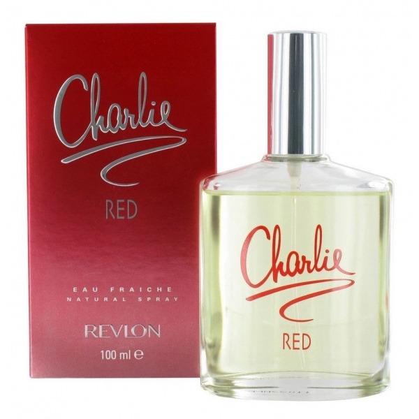 Charlie Red Eau Fraiche Revlon