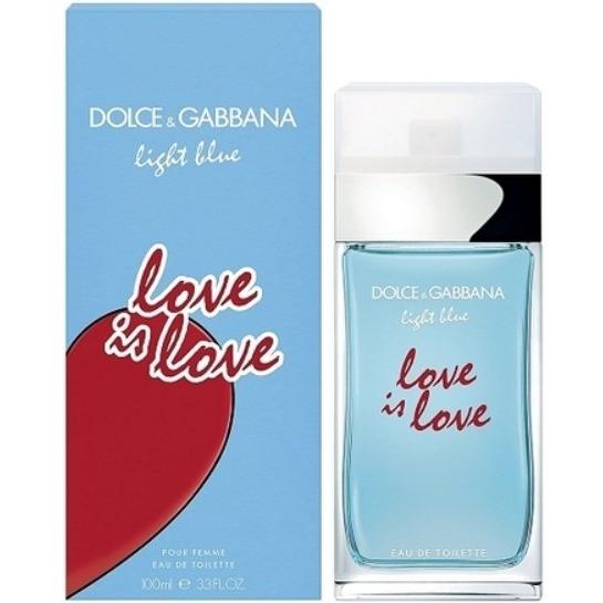 Купить Light Blue Love Is Love Pour Femme, DOLCE & GABBANA