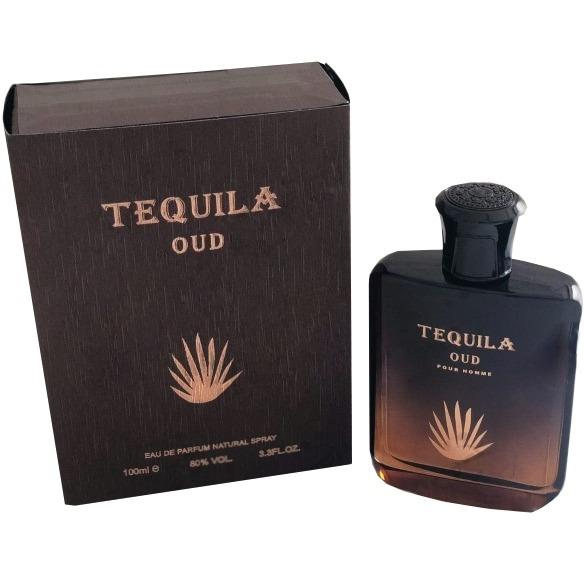 Купить Tequila Oud Pour Homme, Rasasi