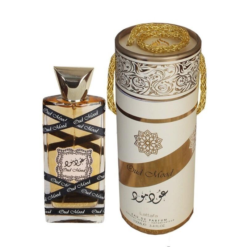 Купить Oud Mood Gold, Lattafa