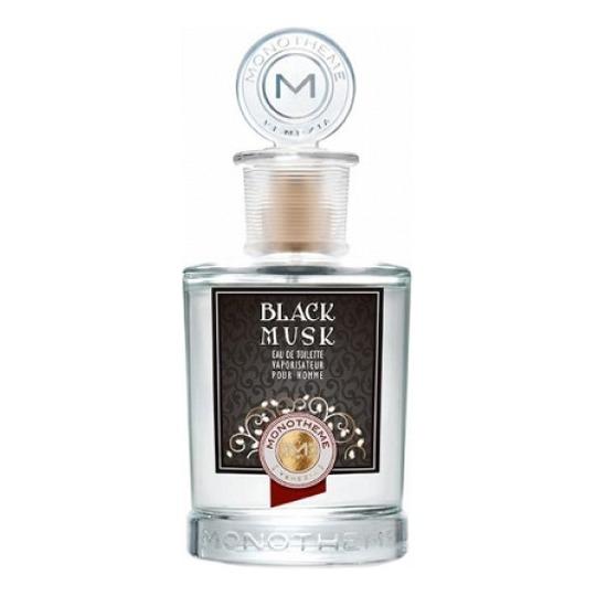 Купить Black Musk, Monotheme Fine Fragrances Venezia