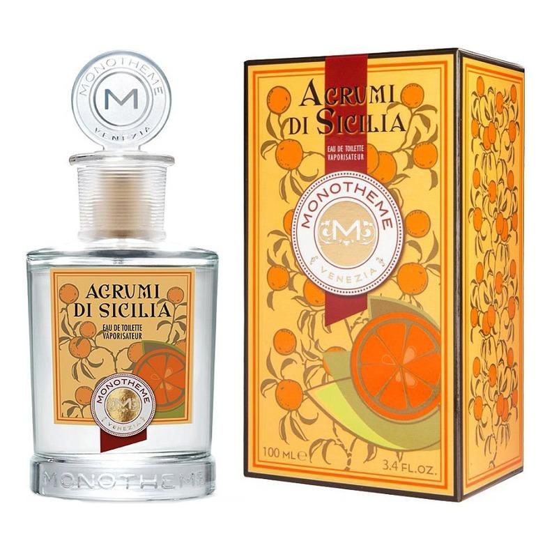 Купить Agrumi Di Sicilia, Monotheme Fine Fragrances Venezia