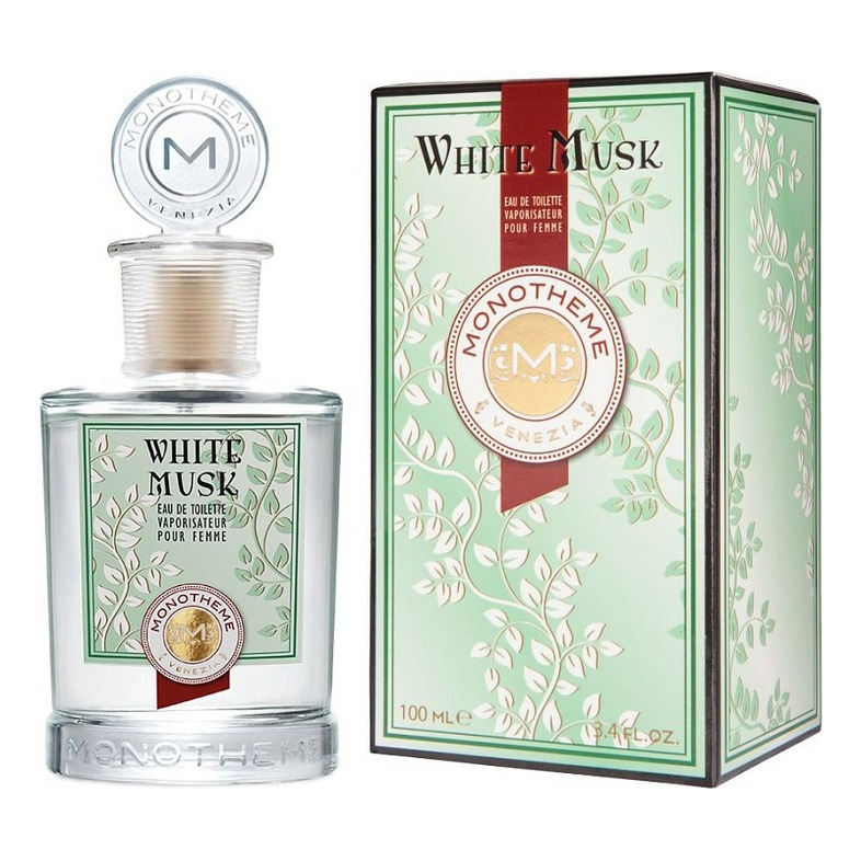 Купить White Musk Pour Femme, Monotheme Fine Fragrances Venezia