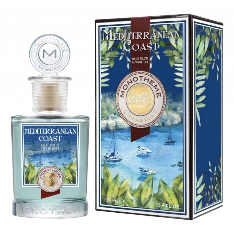 Купить Mediterranean Coast, Monotheme Fine Fragrances Venezia