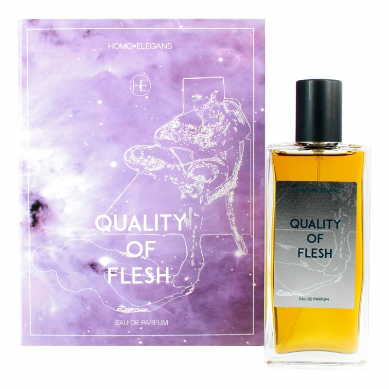 Купить Quality Of Flesh, Homoelegans