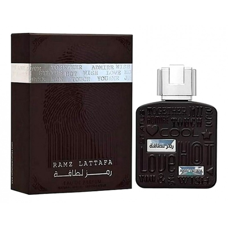 Купить Ramz Silver, Lattafa