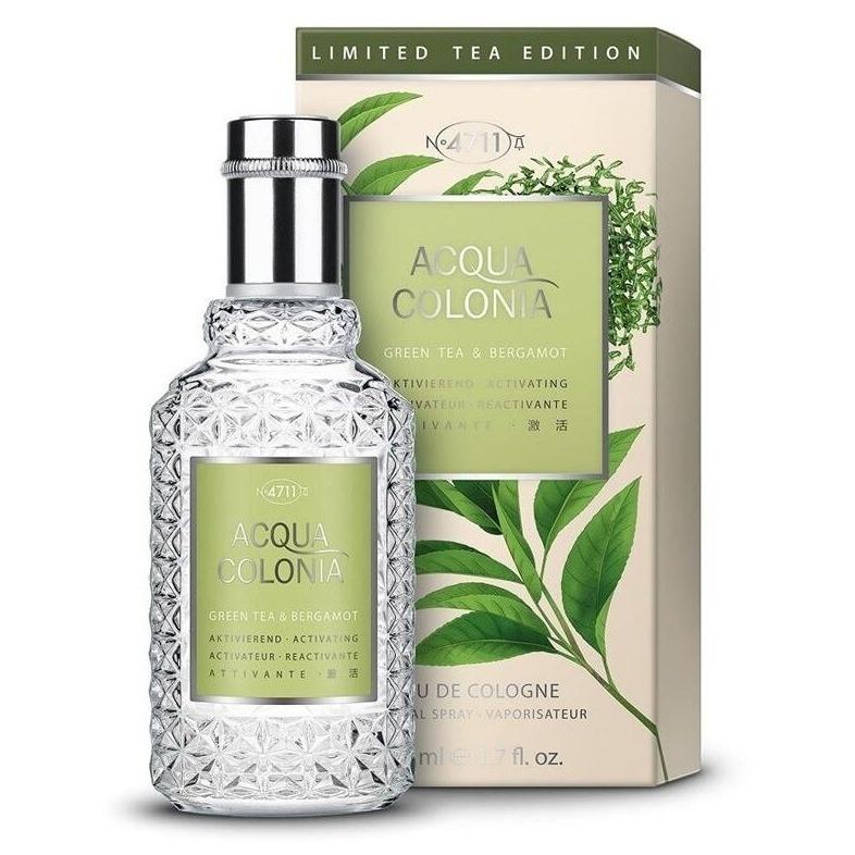 Купить 4711 Acqua Colonia Green Tea & Bergamot, Maurer and Wirtz