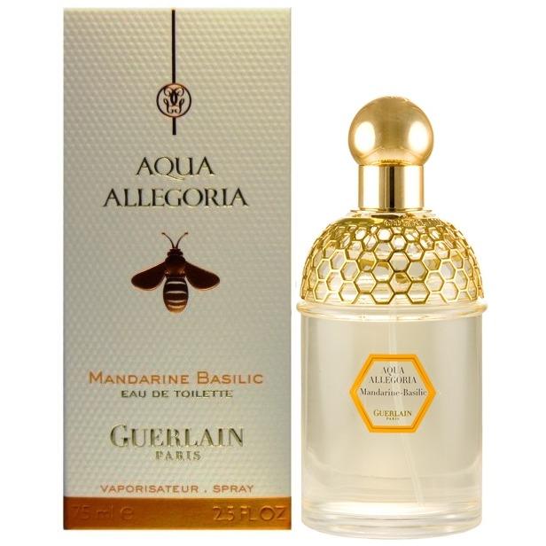 Купить Aqua Allegoria Mandarine Basilic, Guerlain