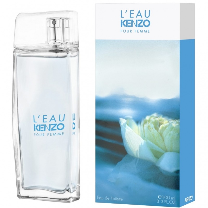 L'eau Kenzo Pour Femme фото