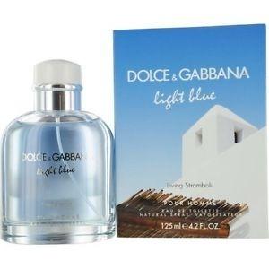 Light Blue Living Stromboli DOLCE & GABBANA