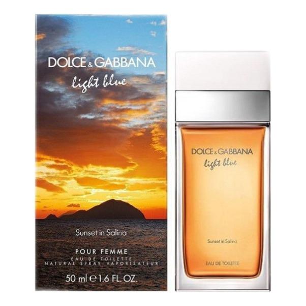 Купить Light Blue Sunset in Salina, DOLCE & GABBANA
