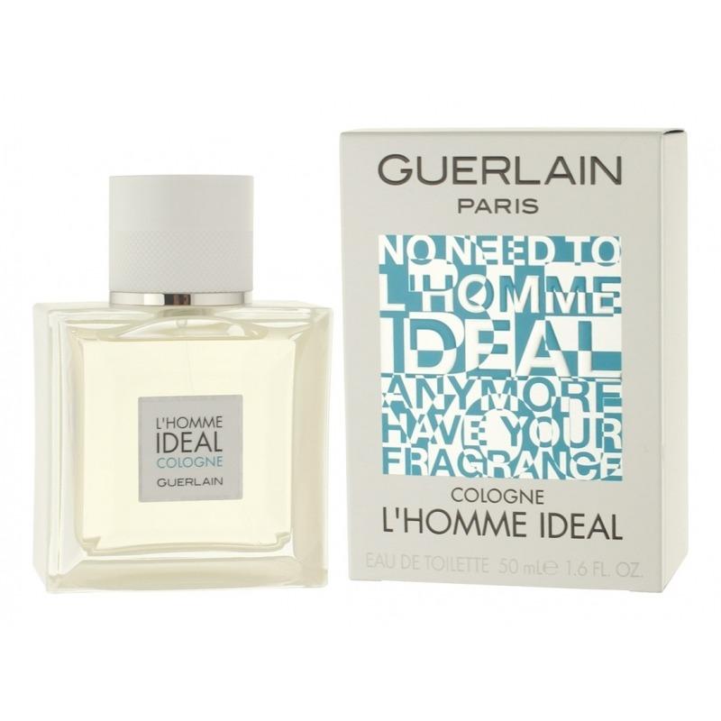 Купить L'Homme Ideal Cologne, Guerlain
